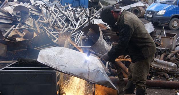 Демонтаж промышленных труб